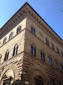 The Palazzo Medici