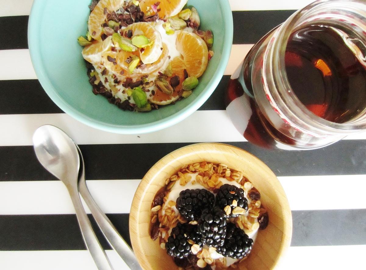 Chobani Soho Inspired Snacks